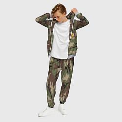 Костюм мужской Униформа дембеля цвета 3D-меланж — фото 2