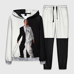 Мужской костюм Eminem: Black & White