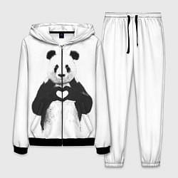 Мужской костюм Panda Love