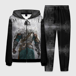 Костюм мужской Dark Souls: Winter цвета 3D-черный — фото 1