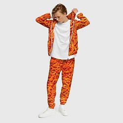 Костюм мужской Морковь цвета 3D-белый — фото 2