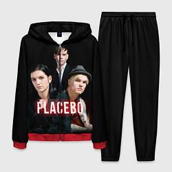 Костюм мужской Placebo Guys цвета 3D-красный — фото 1