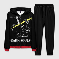 Костюм мужской Dark Souls цвета 3D-красный — фото 1