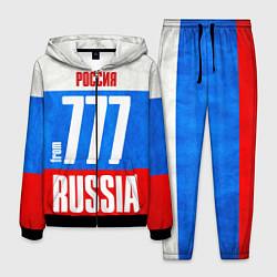 Костюм мужской Russia: from 777 цвета 3D-черный — фото 1