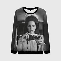 Свитшот мужской Lana Photographer цвета 3D-черный — фото 1