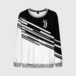 Мужской свитшот FC Juventus: B&W Line