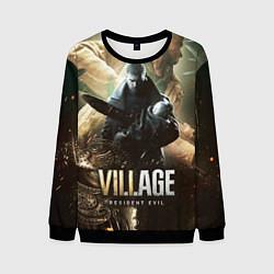 Свитшот мужской Resident Evil Village цвета 3D-черный — фото 1