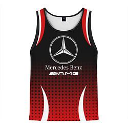 Мужская майка без рукавов Mercedes-Benz