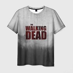 Мужская 3D-футболка с принтом The Walking Dead, цвет: 3D, артикул: 10107758903301 — фото 1