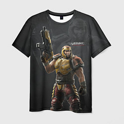 Футболка мужская Quake цвета 3D — фото 1