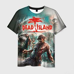 Футболка мужская Dead Island цвета 3D — фото 1