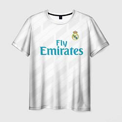 Футболка мужская Real Madrid цвета 3D — фото 1