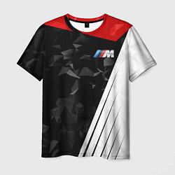 Футболка мужская BMW M: Poly Sport цвета 3D — фото 1