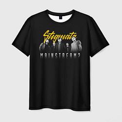 Мужская 3D-футболка с принтом Stigmata: Mainstream, цвет: 3D, артикул: 10141298703301 — фото 1