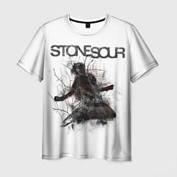 Футболка мужская Stone Sour: Rage цвета 3D-принт — фото 1