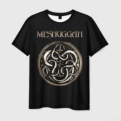 Футболка мужская Meshuggah цвета 3D — фото 1