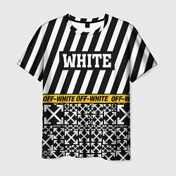Мужская футболка Off-White: Light Side