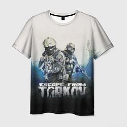 Мужская футболка ESCAPE FROM TARKOV
