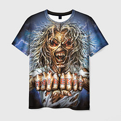 Футболка мужская Iron Maiden: Maidenfc цвета 3D — фото 1