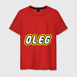 Футболка хлопковая мужская Oleg - фото 1
