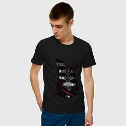 Футболка хлопковая мужская Five Nights At Freddy - фото 2