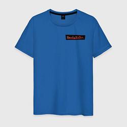 Футболка хлопковая мужская WandaVision цвета синий — фото 1