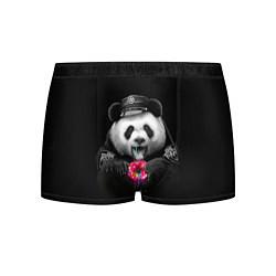 Трусы-боксеры мужские Donut Panda цвета 3D — фото 1