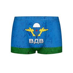Трусы-боксеры мужские Флаг ВДВ цвета 3D — фото 1