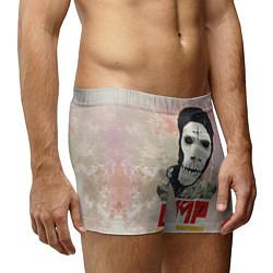 Трусы-боксеры мужские Limp Bizkit цвета 3D-принт — фото 2