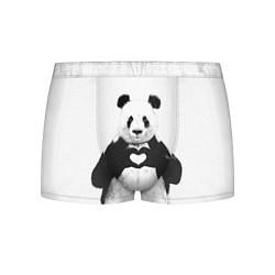 Мужские трусы Panda Love