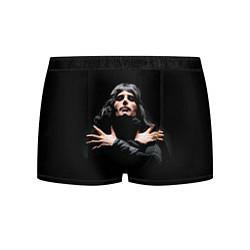 Трусы-боксеры мужские Фредди Меркьюри цвета 3D — фото 1