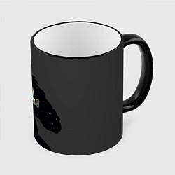Кружка 3D Bojack Horseman цвета 3D-черный кант — фото 1