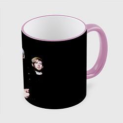 Кружка 3D My Chemical Romance цвета 3D-розовый кант — фото 1