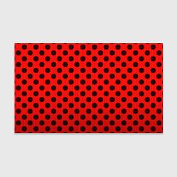 Бумага для упаковки Леди Баг: узор цвета 3D — фото 1