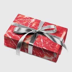 Бумага для упаковки Мясо цвета 3D — фото 2