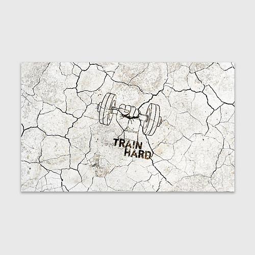 Бумага для упаковки Train hard / 3D – фото 1