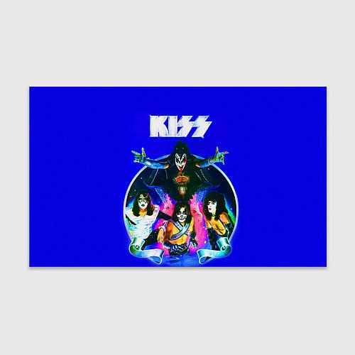 Бумага для упаковки Kiss Show / 3D – фото 1