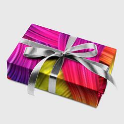 Бумага для упаковки Абстракция цвета цвета 3D — фото 2