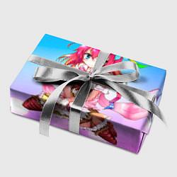 Бумага для упаковки No Game No Life цвета 3D — фото 2