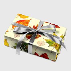 Бумага для упаковки Осень цвета 3D — фото 2