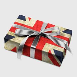 Бумага для упаковки Великобритания цвета 3D — фото 2
