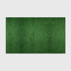 Бумага для упаковки Змеиная зеленая кожа цвета 3D-принт — фото 1