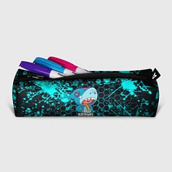 Пенал для ручек BRAWL STARS LEON цвета 3D — фото 2