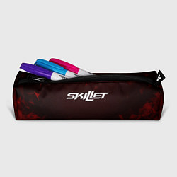 Пенал для ручек Skillet цвета 3D-принт — фото 2