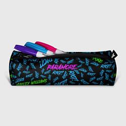Пенал для ручек Paramore RIOT! цвета 3D-принт — фото 2