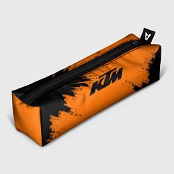 Пенал для ручек KTM цвета 3D-принт — фото 1