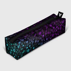 Пенал для ручек RAINBOW SIX SIEGE NEON цвета 3D-принт — фото 1