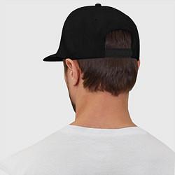 Кепка-снепбек Hollywood Undead цвета черный — фото 2