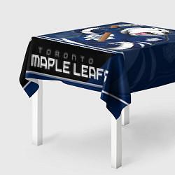 Скатерть для стола Toronto Maple Leafs цвета 3D-принт — фото 2