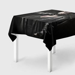 Скатерть для стола Гробовщик 2 цвета 3D — фото 2